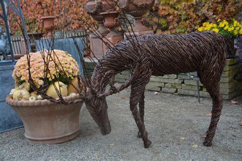 grapevine reindeer grapevine deer dirt simple