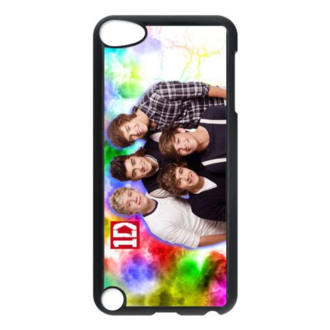 Cool 1d One Directionhard Iphone Casesm cool one direction 1d boy band apple ipod 5 touch cover on luulla