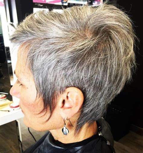 salt and pepper hair styles 60 gorgeous grey hair styles gorgeous hairstyles gray