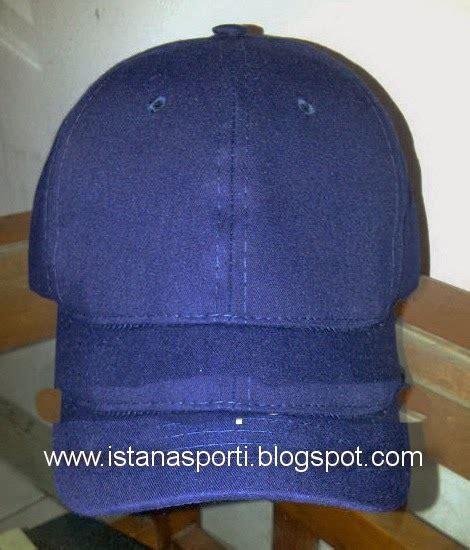 Topi Nama Suka Suka 3 istana sport grosir topi polos cocok untuk di bordir nama perusahaan dll
