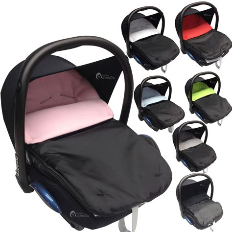 CAR SEAT FOOTMUFF/COSY TOES COMPATIBLE WITH GRACO NEWBORN CARSEAT BABY BOY GIRL   eBay