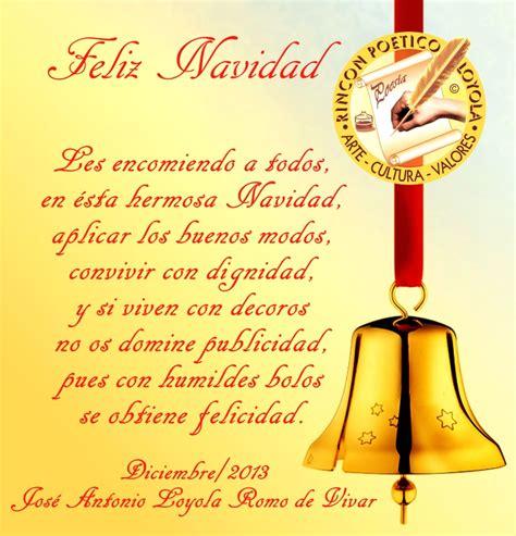 poemas navide241os navidad 2013 rincon poetico loyola