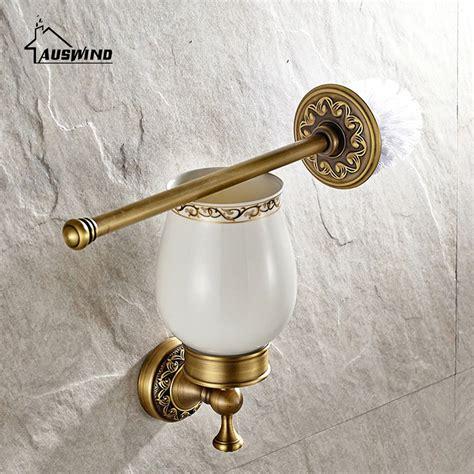 antique brass bathroom hardware antique bronze brass carved bathroom accessories set