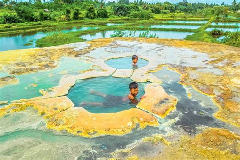 Peyek Bogor gunung peyek mata air panas alami di jawa barat jawa barat