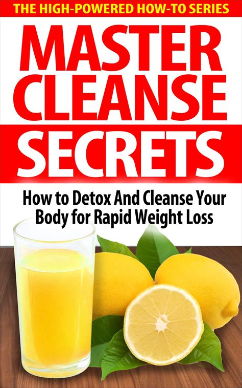 How To Detox Your Naturally And Safely by Best Cleanse Detox To Lose Weight Berry