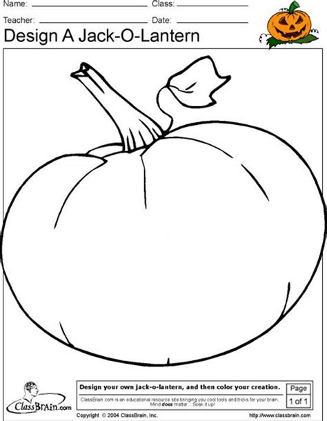 make your own jack o lantern printable design a jack o lantern