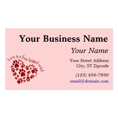 business card template word 28 images blank business