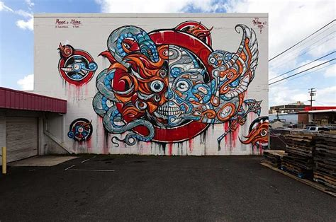 Wall Murals Graffiti Awesome Graffiti Murals