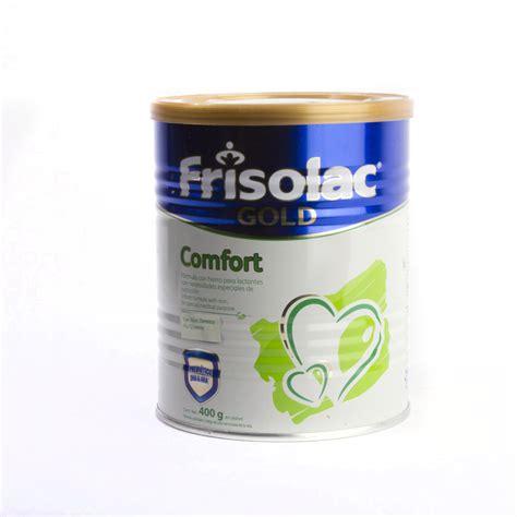 frisolac gold comfort leche frisolucionac gold comfort 400 g lata
