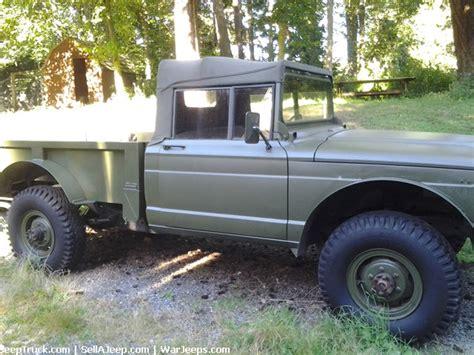 Jeep M715 Diesel For Sale Kaiser Jeep M715 For Sale Html Autos Weblog