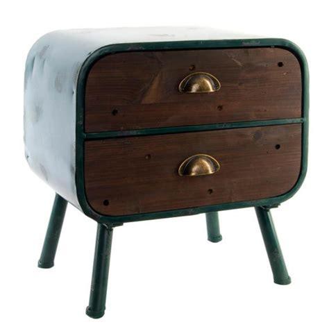 comodini vintage comodino vintage legno anticato camere letto stile industriale