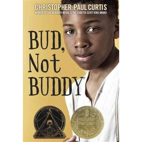 of a a curtis black novel books bud not buddy walmart