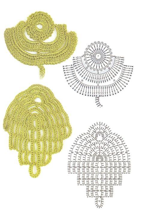 big leaves crochet kingdom