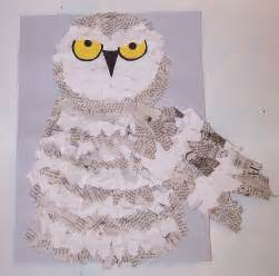 Tippytoe Crafts Paint Snowy Owls - 1000 images about art paint crafts on