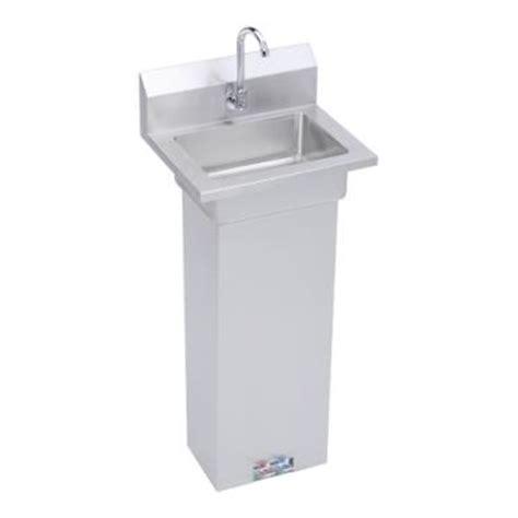 Plumbing For Pedestal Sink by Elkay Ehs 18 Pedx 18 Quot X 14 1 2 Quot Pedestal Base