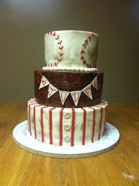 Vintage Baseball Baby Shower Decorations vintage baseball baby shower cake ideas
