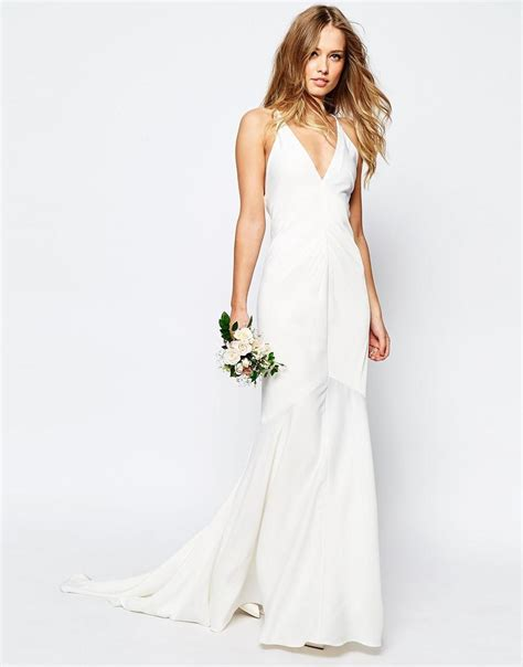 Imported Strappyt Dress The 93 Wedding Dress Brides Are Saying I Do To Edited