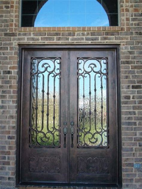 Iron Front Doors Dallas Wrought Iron Doors Gallery Ornamental Forged Iron In Dallas Doors Iron