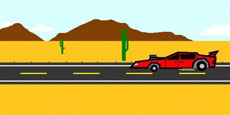 animated car crash car car animation gif