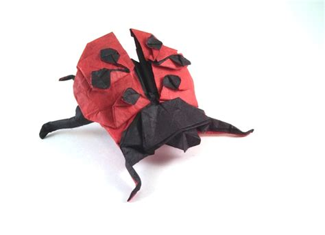 Frog Won Park Gilad S Origami Page - origami masters bugs book review gilad s origami page