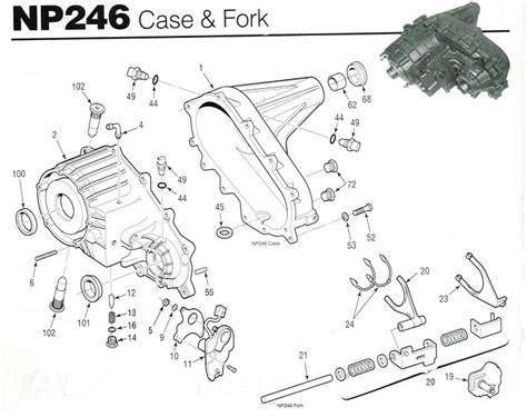 246 gm transfer diagram np 246 transfer wiring harness 35 wiring diagram