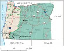 map of oregon 2nd congressional district oregon s 2nd congressional district