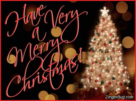 merry christmas twinkling tree glitter graphic greeting comment meme  gif