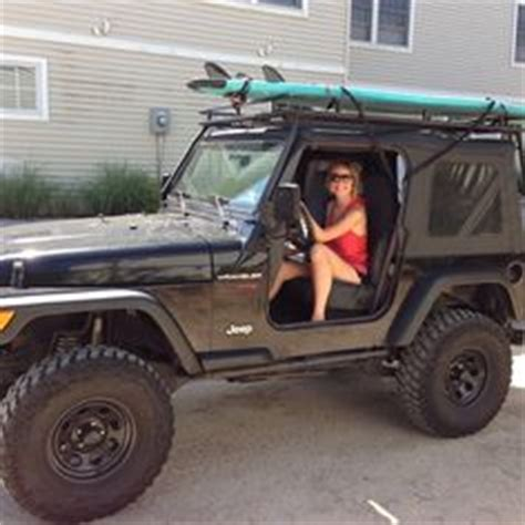 Paddle Board On Jeep Wrangler 1000 Images About Rides On Jeep Wranglers