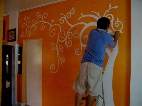 How To Make Wall Murals home sweet home making wall murals