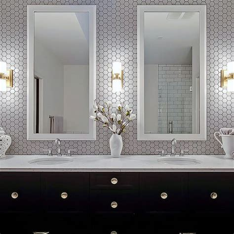 top   bathroom backsplash ideas sink wall designs