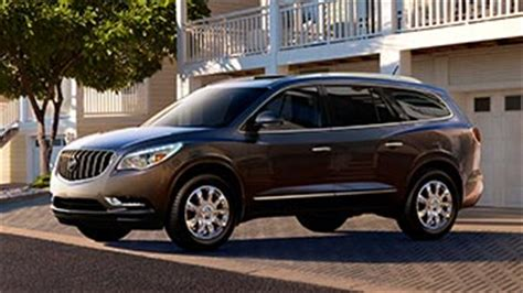 suv buick models buick luxury suvs small and size buick canada