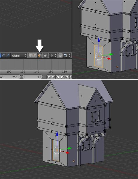 creating a low poly medieval house in blender part 1 creating a low poly medieval house in blender part 1