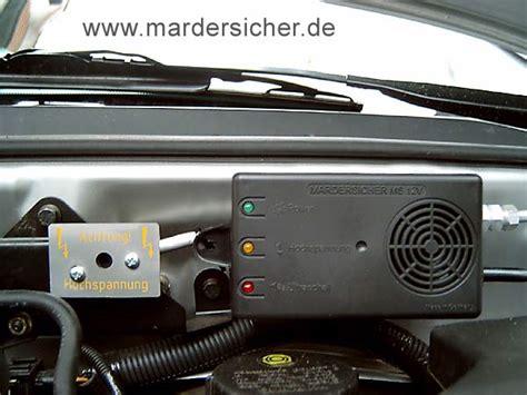 Marderschreck F Rs Auto by Kfzteileschnellversand24 13 Led Kennzeichenbeleuchtung