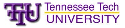 Tennessee Tech Mba by National Application Center Cus Tours Tennessee