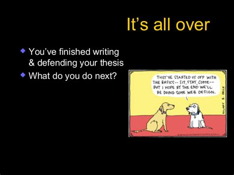defending your dissertation what is ph d thesis writing