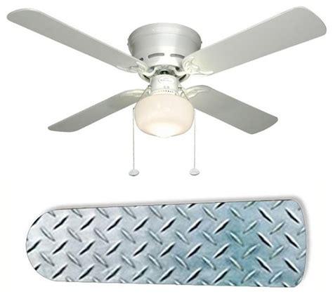 plate garage shop den 42 quot ceiling fan and l