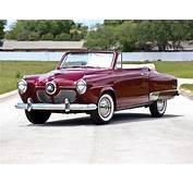 1952 Studebaker Land Cruiser  Information And Photos
