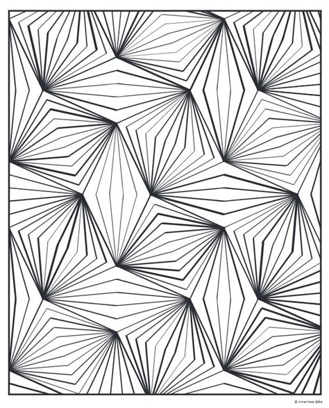 color pattern modern modern patterns optical coloring book from mindware