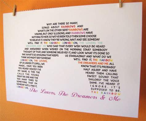 lovers  dreamers   rainbow connection lyrics