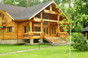 Small Cottage House Plans With Porches beautiful wooden house stock editorial photo