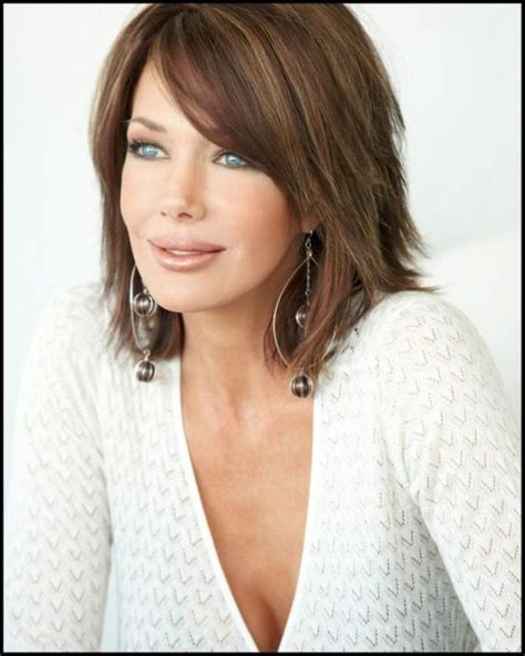 hairstyles for medium length hair brunette medium haircuts for thin hair women 2015 hairstyle and