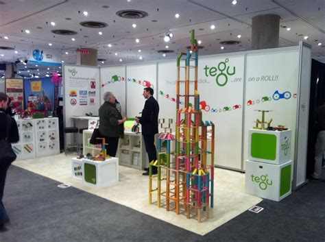 tegu launches magnetic wooden cars at trade shows tegu