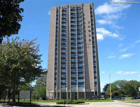 apartments in tower regency tower apartments detroit mi walk score