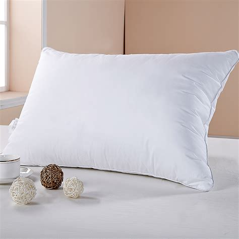 comfortable pillows for sleeping comfortable microfiber fill sleeping bed pillow for