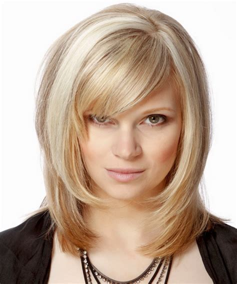 What Hairstyle Increases Thickness   long uniform layer haircut are cut in uniform layers