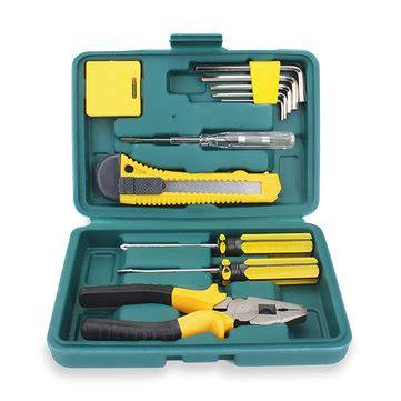 Tool Box Set 12 In 1 Hardware Alat Pertukangan Multifunction 12pcs basic carry hardware tool box accessory repair home tools kit sale banggood