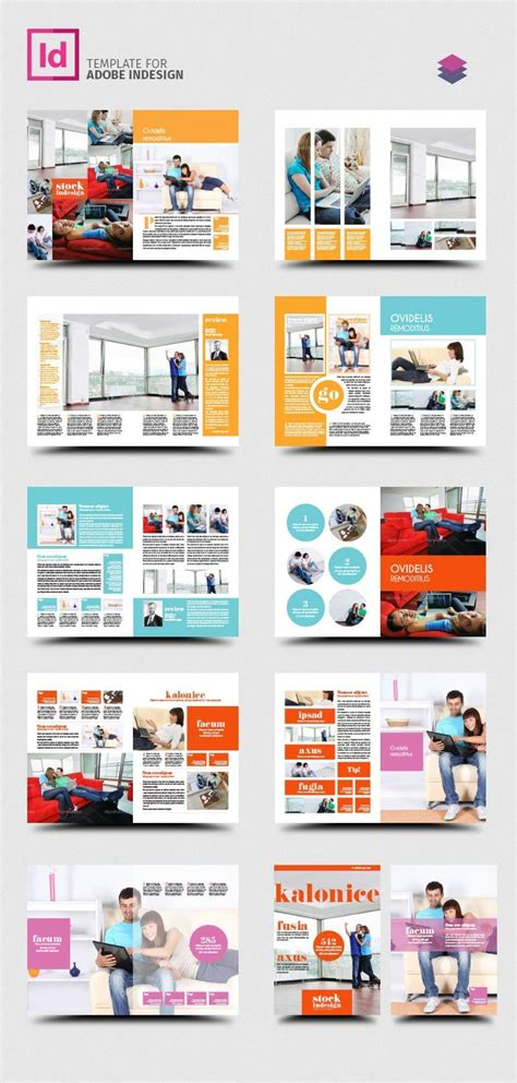 yearbook template indesign best 25 magazine template ideas on