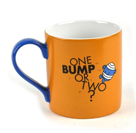 mr bump full colour mr men and little miss mug