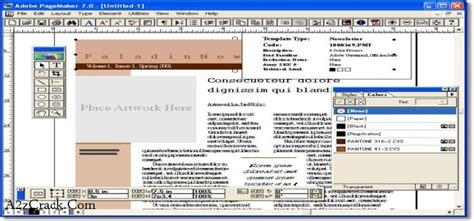 layout editor in pagemaker pagemaker free download direct link a2zcrack
