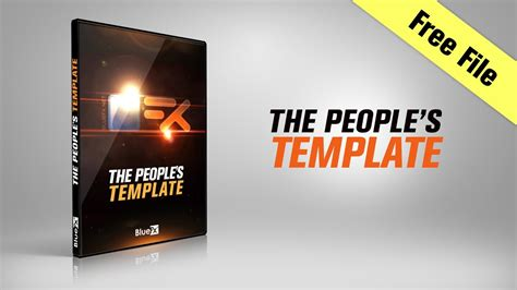 templates after effects gratis cc free after effects templates the peoples template free